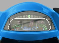 CFMOTO X5 Basic панель приборов