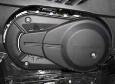 Cfmoto x5 classic накладка крышки вариатора