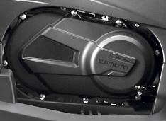 Cfmoto x5 classic H.O. EPS вариатор