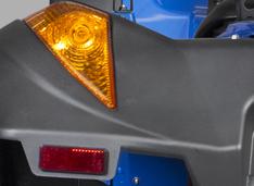 CFMOTO X5 Basic светооптика