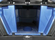 Cfmoto x5 classic H.O. EPS багажное отделение