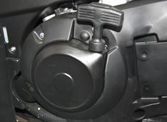 Cfmoto x5 classic ручной стартер