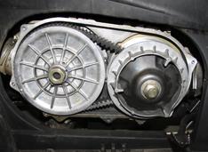CFMOTO X8 EFI вариатор