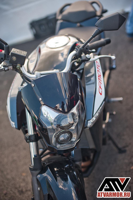 Фото мотоцикла cfmoto cfmoto 650 nk