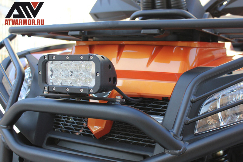 CFMOTO X8 — шноркеля, кенгурины, дополнительный свет, защита днища и рычагов.