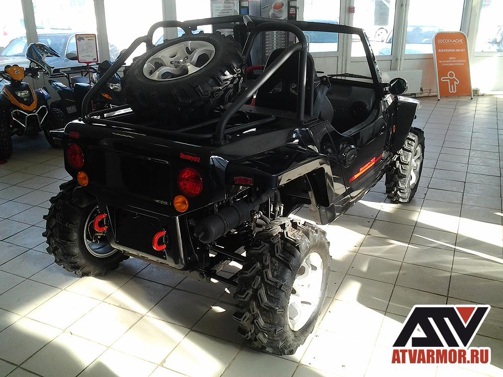 Новинка. Мини-джип BJ Jive 800cc в продаже!