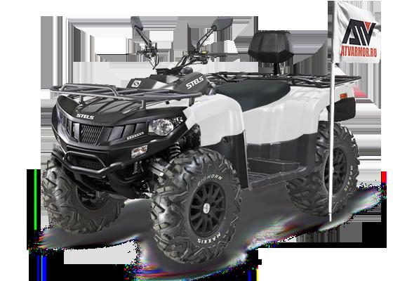 Утилитарный Stels ATV 600GT теперь инжекторный с электроусилителем руля