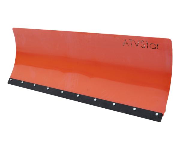 Снижение цены на снегоотвал для квадроцикла производства ATVSTAR