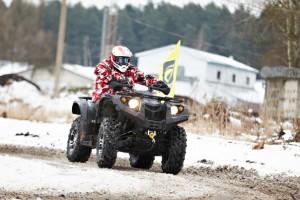 STELS ATV 600Y