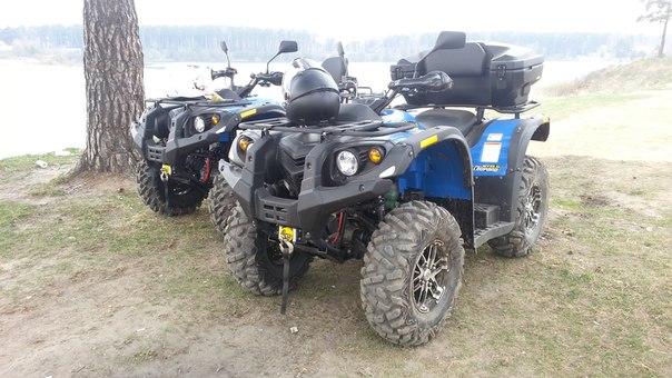 Большой тест ATV-600