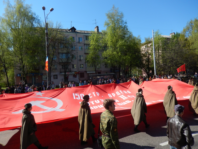 9 мая 2014 года во Владимире состоялись грандиозное торжество!