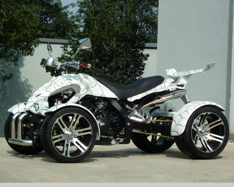 ATV Spy350F1