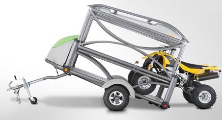 Особенности перевозки квадроциклов