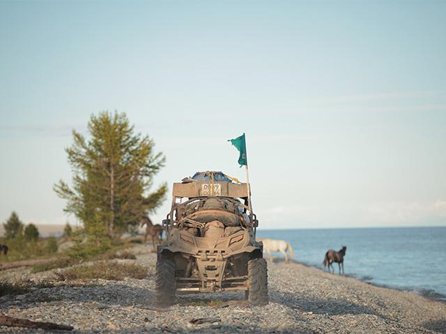 Квадро-Байкал 2014. Часть 4.