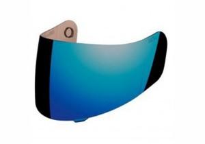 Стекло для шлема VEGA HD-188 зеркальное (синее) копия