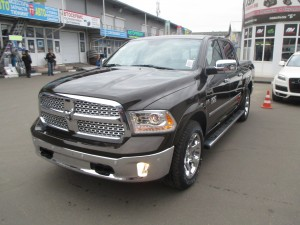 Пикап Dodge Ram Laramie Air Matic