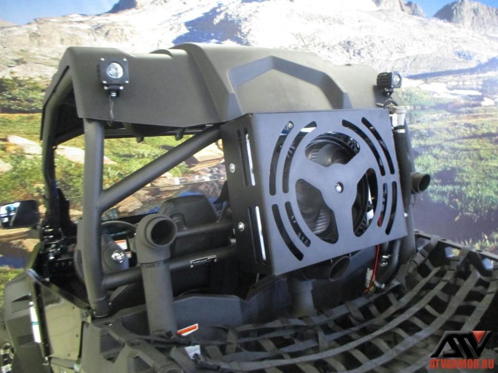 Тюнинг квадроцикла CFMOTO CF800-Z8 EFI