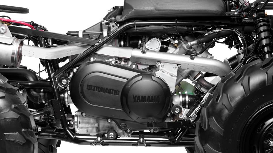 Квадроциклы Yamaha – мощь и надежность