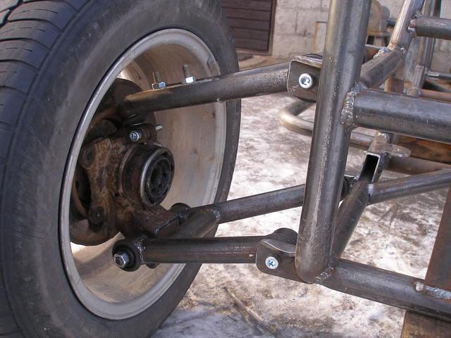 Руль для самодельного квадроцикла