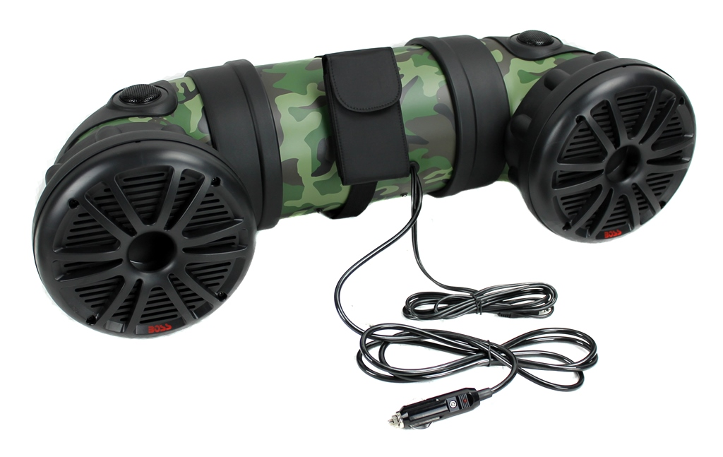 Аудиосистема для мототехники Boss