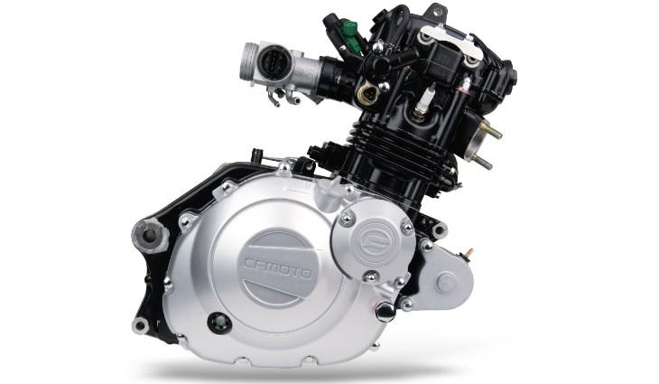 Бензиновый двигатель для квадроцикла