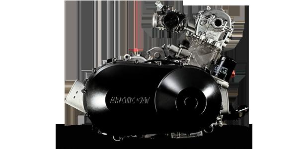 Четырехтактный двигатель для квадроцикла