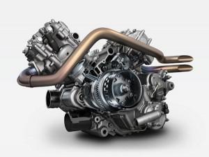 Двигатель Kawasaki KVF 750 4×4