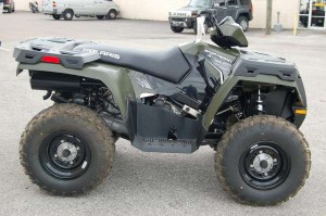 Квадроцикл Поларис 800