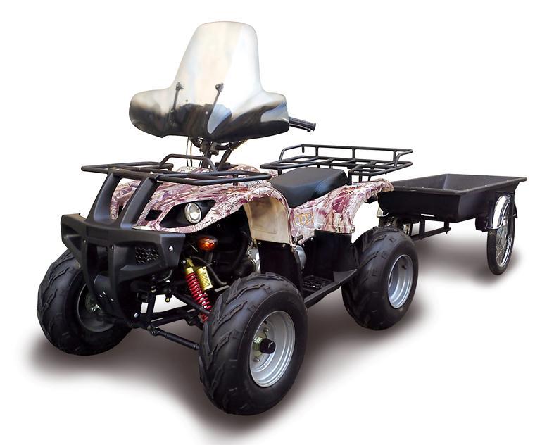 Летний вариант Apache Track 200 cc