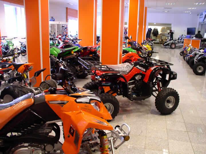 Магазин квадроциклов