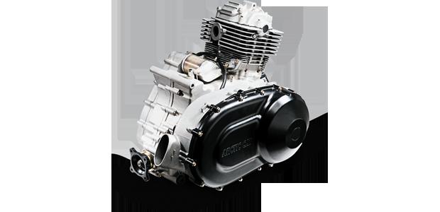 Обслуживание четырехтактного двигателя для квадроцикла