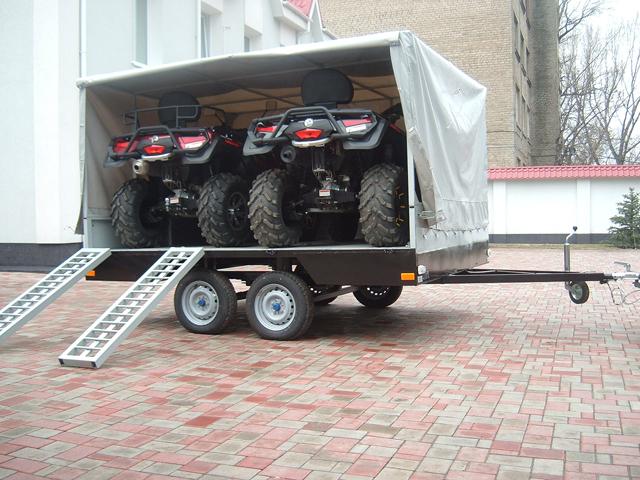 Прокат квадроциклов с доставкой