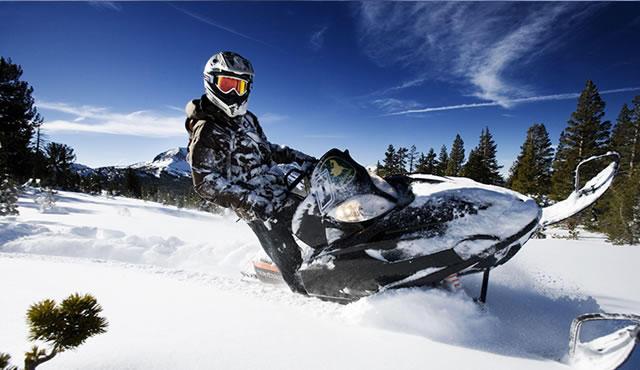 Профессиональный тюнинг снегоходов