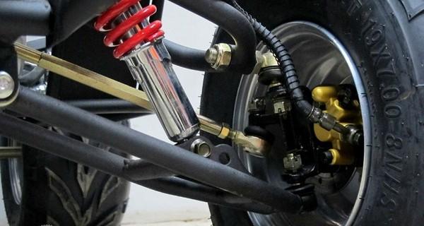 Рулевая на квадроцикле своими руками