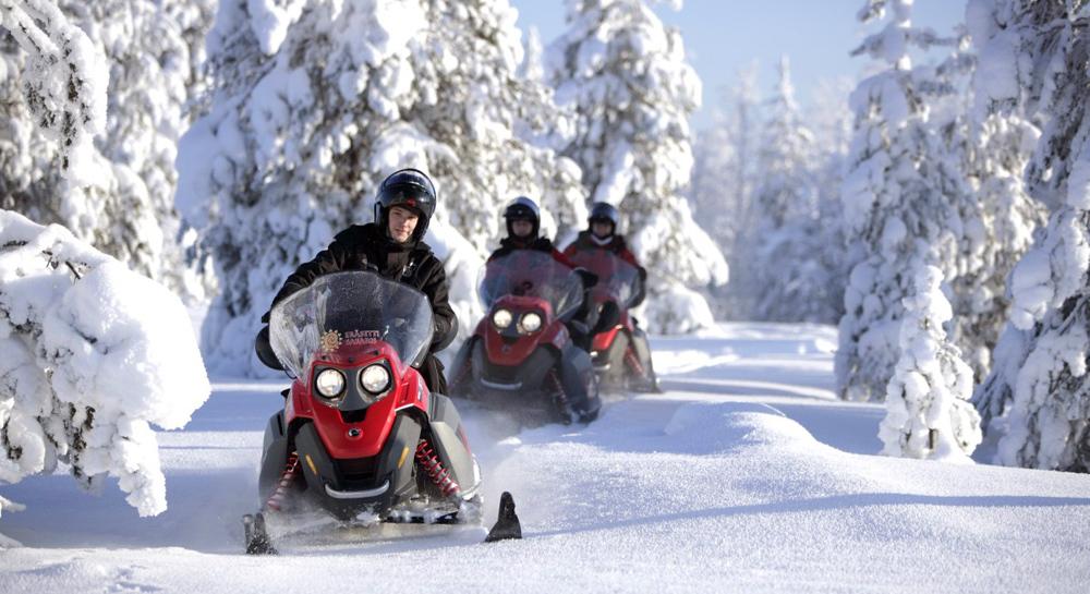 Сколько стоят права на снегоход