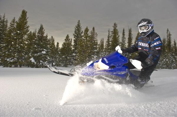 Снегоход Ямаха FX Nytro XTX