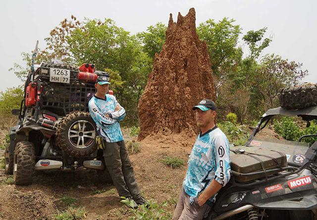 Участники экспедиции поделились впечатлениями и объявили финиш!