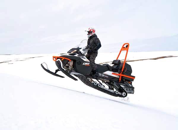 Качество финских снегоходов