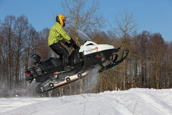Купить снегоход Росомаха