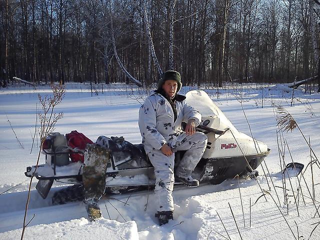 Купить снегоход Рысь