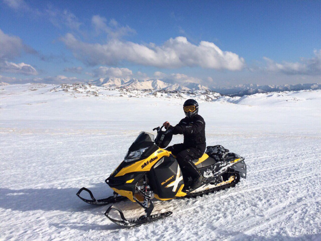 Купить снегоход Ski Doo
