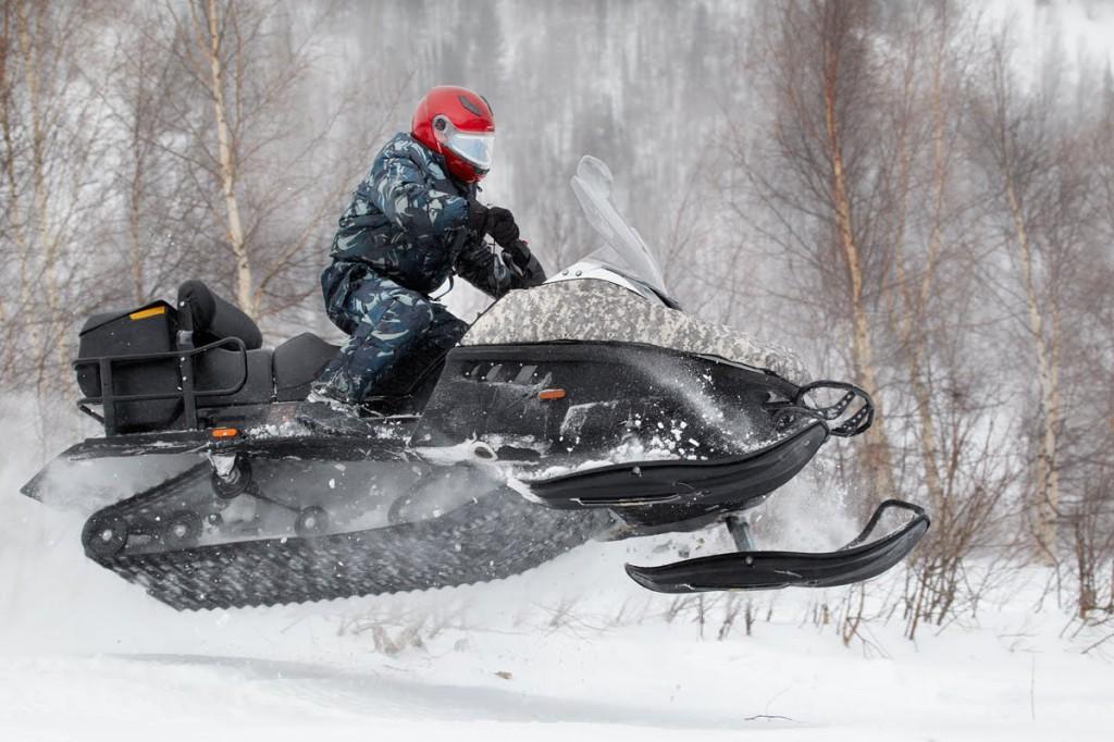 Преимущества снегоходов Росомаха