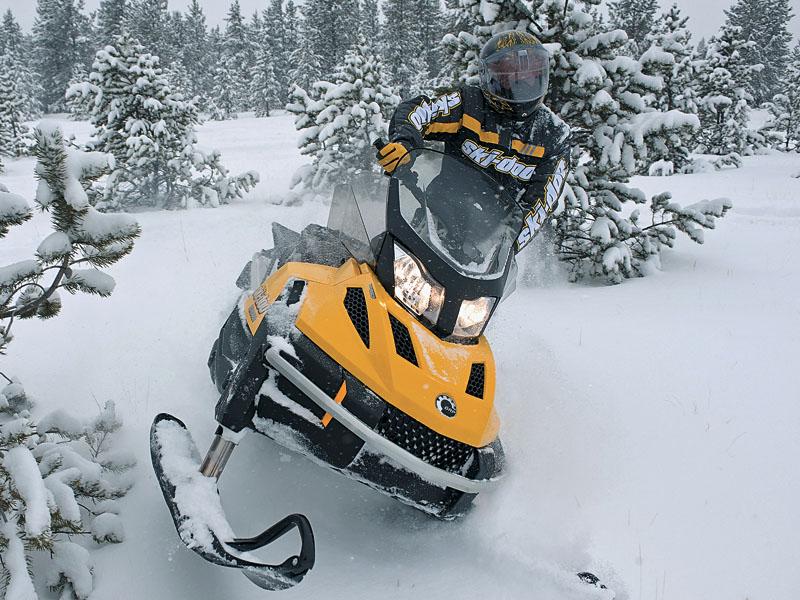 Преимущества снегоходов Тундра