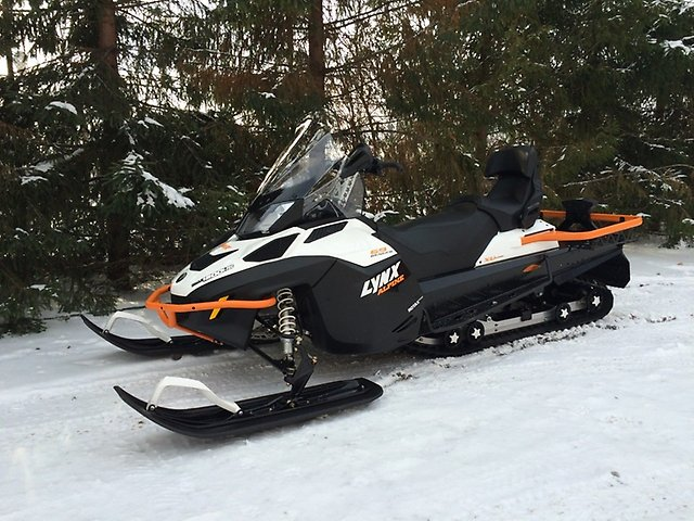 Снегоход финский 69 RANGER ALPINE 1200