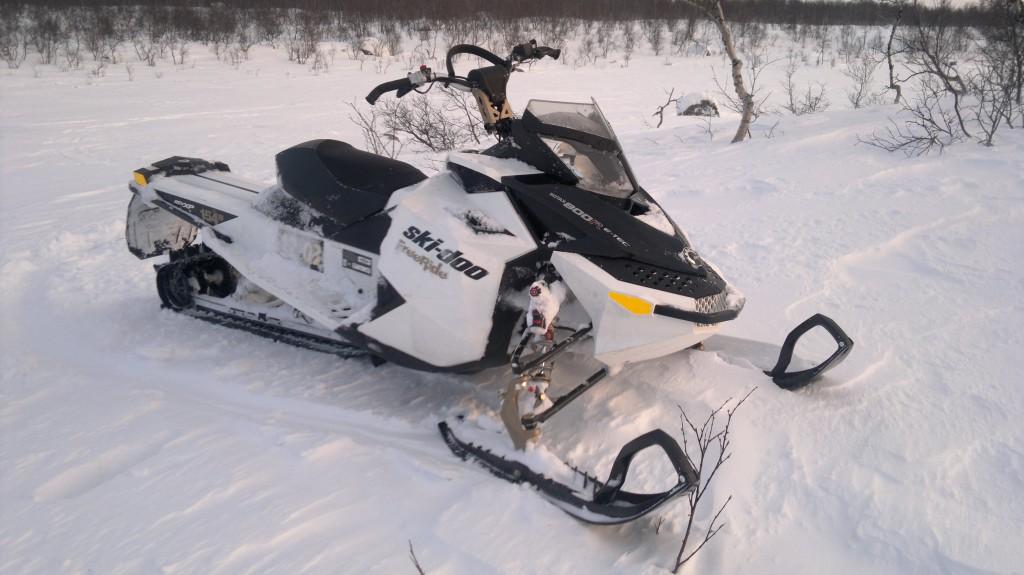 Снегоход Ski Doo