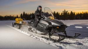 Снегоход Викинг
