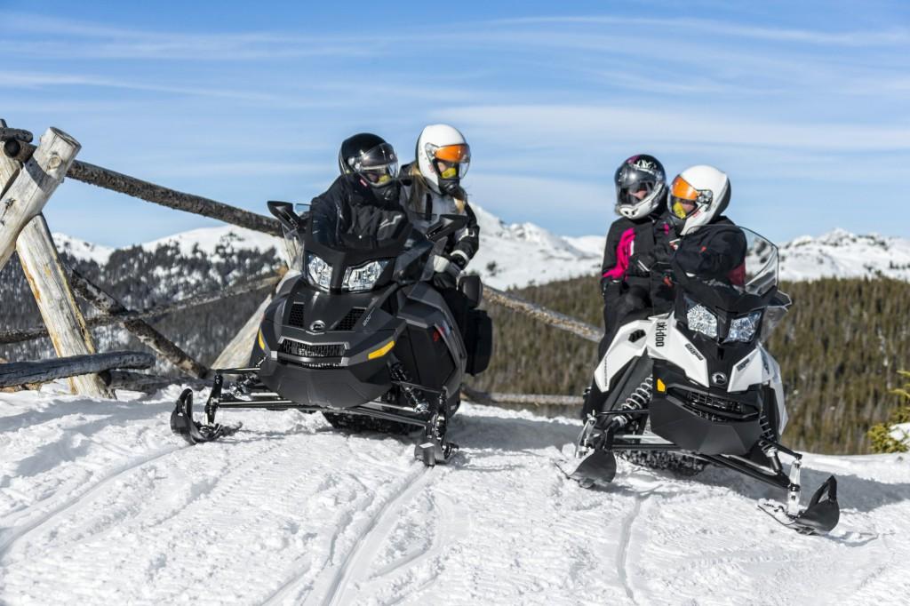 Цена на снегоходы Ski Doo