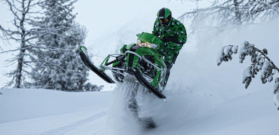 Какой снегоход лучше для фристайла