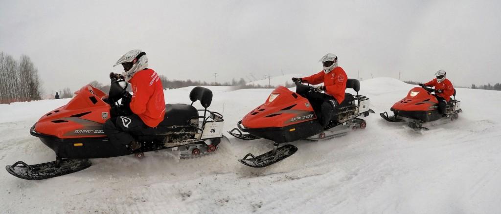 Купить снегоход российского производства