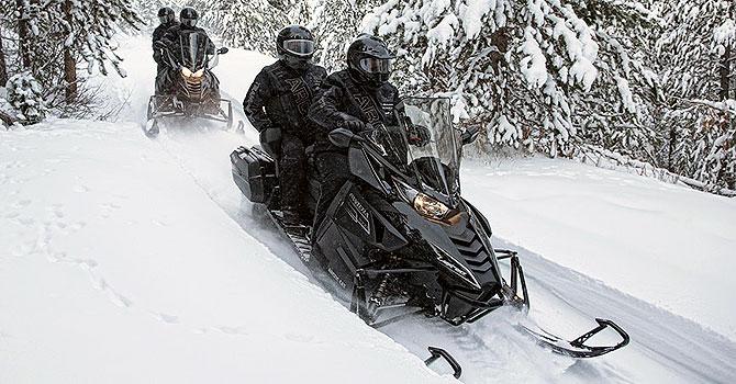 Производители туристических снегоходов